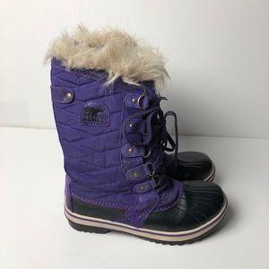SOREL Girls Snow Boots 4